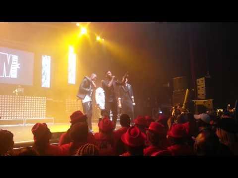 Samuel Eto'o  La Legende A L'olympia Concert X Maleya 14 09 2014 video