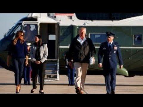 Trump to meet with Puerto Rico mayors in disaster relief effort