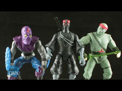 Nickelodeon Teenage Mutant Ninja Turtles Foot Soldier Figure Review