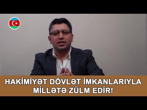 F. Hüseyinli: Hakimiyət Dövlət Imkanlarıyla Millətə Zülm Edir! #313