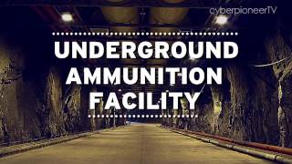 Engineering Our Defence – Build Me Something Better - Underground Ammunition Facility