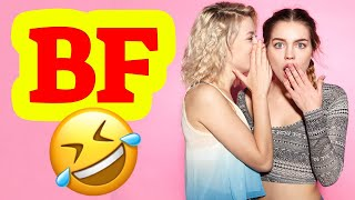 """How to say """"bf""""! (High Quality Voices)"""