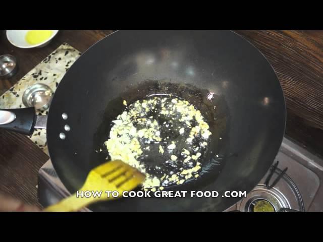 Garlic Fried Rice Recipe - Tagalog Pinoy Filipino