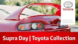 Toyota Supra Community | Supra Day in der Toyota Collection