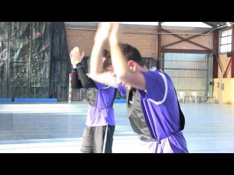 Reportaje VIII Campeonato de  España de KIn-Ball Sport