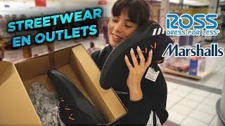 TIENDAS OUTLET EN MIAMI | ROSS VS MARSHALLS (NIKE, ADIDAS, JORDAN, TOMMY, POLO, ETC)