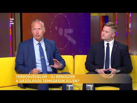 Terrorelhárítás drónokkal - Georg Spöttle, Tengely Ákos - ECHO TV