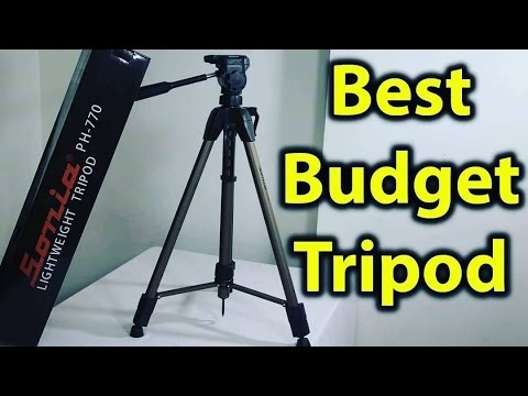 Best Budget Tripod Under Rs 1200 : Sonia PH 770 Full Review