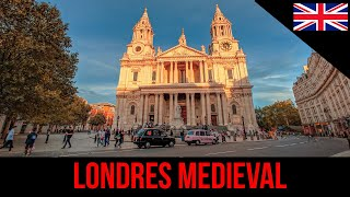 El Código Da Vinci se inspiró aquí | LONDRES MEDIEVAL