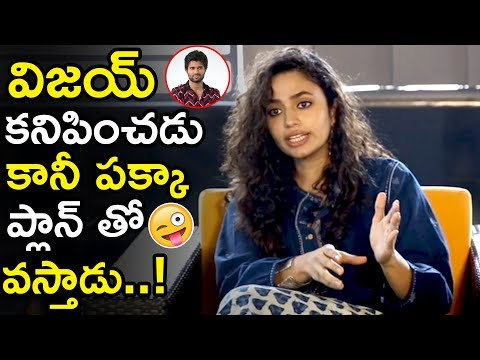 Malavika Nair Speaks ABout Vijay Devarakonda Promotion Strategy For His Films || Tollywood Book