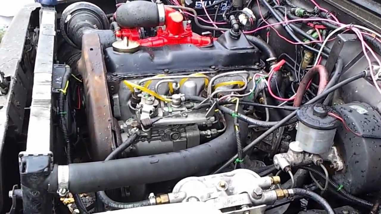 Suzuki Vitara V Engine Swap