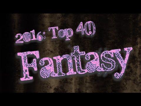2016: TOP 5 Bücher - FANTASY