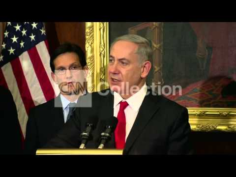 NETANYAHU - IRAN AND THE MIDDLE EAST