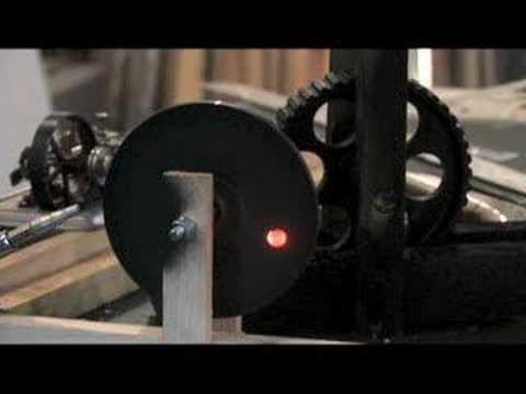 TESLA TURBINE ENGINE PLANS runs on air or steam! - Tesla turbine