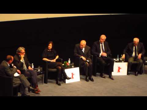 Martin Scorsese - »The New York Review of Books« - Q&A - Berlin - February 14, 2014 (2/4)