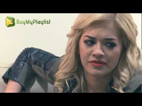 Rita Ora's exclusive interview for BuyMyPlaylist (1st part)