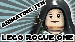 Behind the Scenes: Animating Jyn | TwinToo Bricks