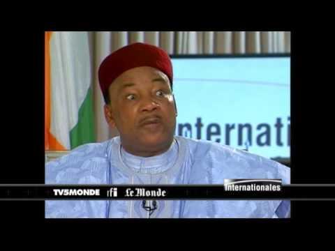 Mahamadou Issoufou : l'uranium ne rapporte pas assez au Niger