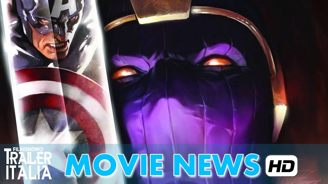 Capitan America: Civil War, il Barone Zemo non avrà la maschera - Movie News [HD]
