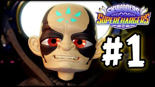Skylanders SuperChargers - Gameplay Walkthrough - Part 1 - The Great Escape!