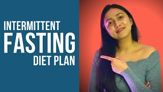 Intermittent Fasting Diet Plan in Hindi Urdu for Weight Loss [ FAT LOSS ] Full Day Meal Plan