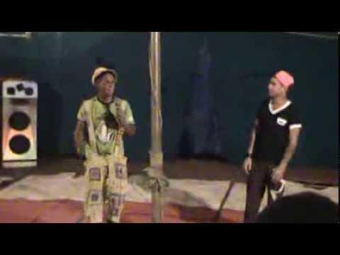 Circo Santiago (Palhaço Bolinha) / Dois Riachos - PB