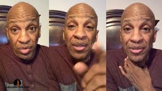 Donnie McClurkin Responds To The New Rumors About His Health