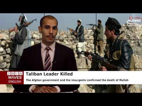 US drone strike in Pakistan kills Taliban leader Mullah Mansoor