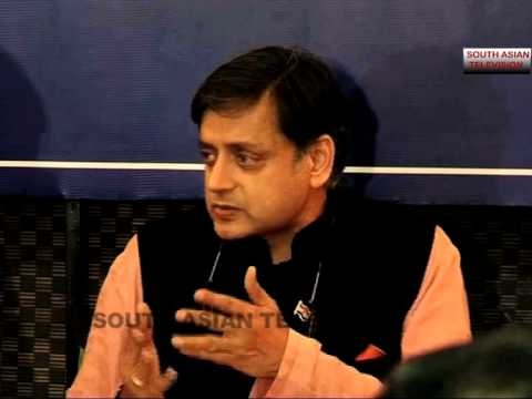 Shashi Tharoor Blames Media For Rahul Gandhi's Pappu Image video