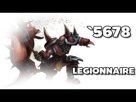 Hon เกรียนๆ Let's play Legionnaire อันติไว้ทำอะไร? By ตั้น'5678