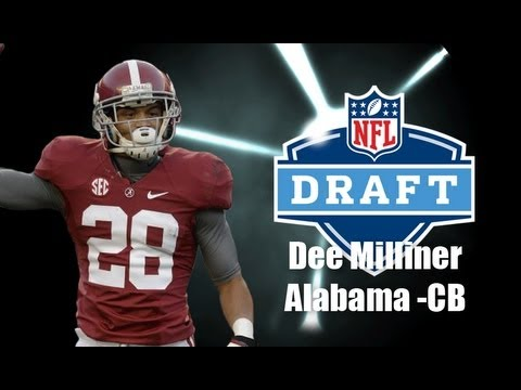 Dee Milliner - 2013 NFL Draft Profile