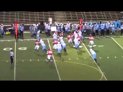 George Ankamah S#7 Lawton High School Senior Highlights