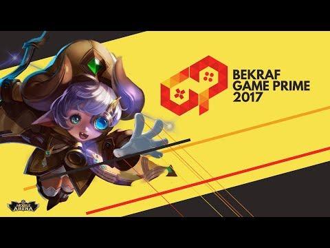 Game Prime Mobile Arena Gathering Tournament