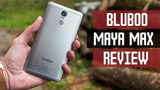 Bluboo Maya Max Review | One More Ironclad On Budget