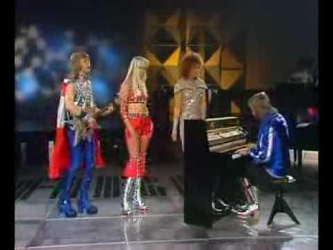 Abba - ABBA - Honey Honey - Germany, May 1974