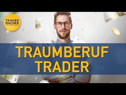 Beruf Trader - Der Traum Vom Handel An Der Börse Zu Leben