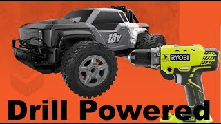 "We Are Screwed!! Uproar Ryobi Powered ""Hobby Grade"" RC Truck 
