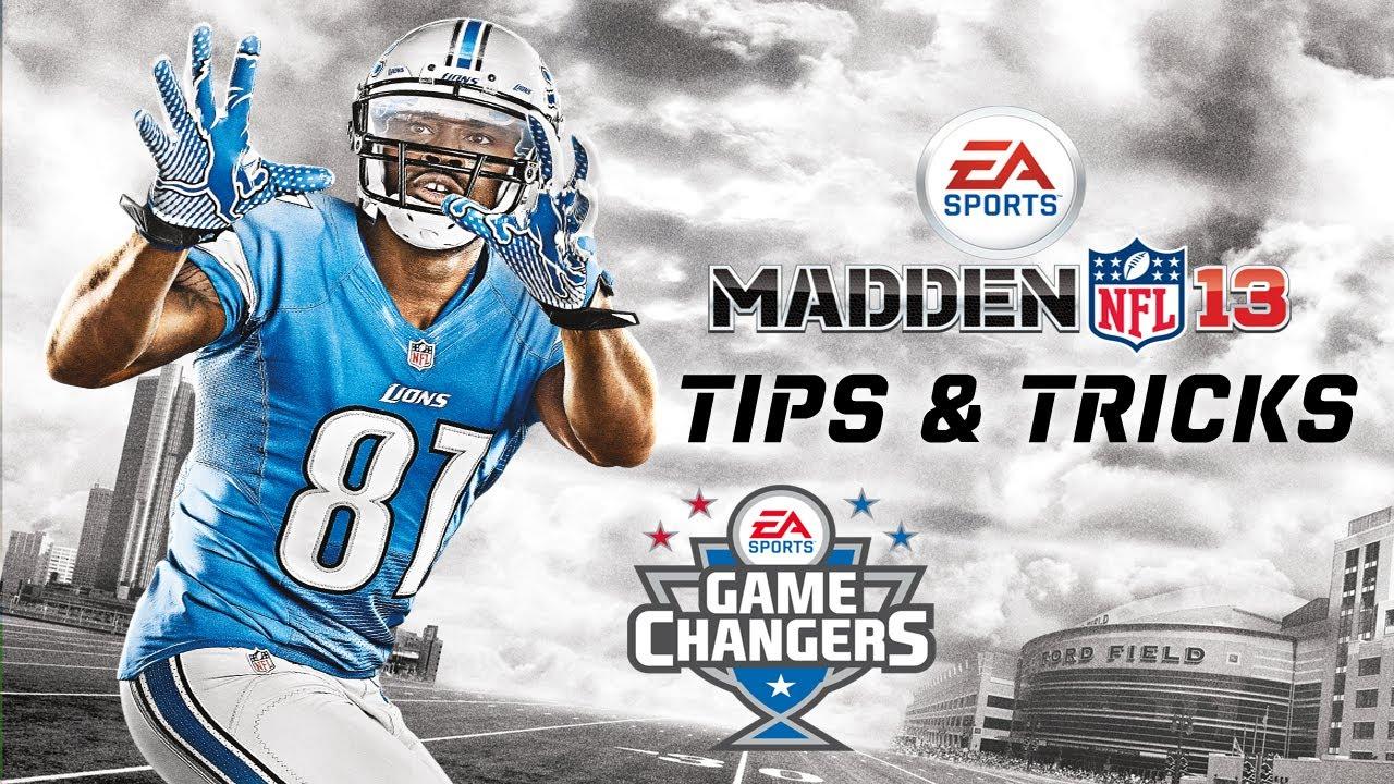 Madden Nfl 11 Wii Tips in Madden Nfl 13 Tips
