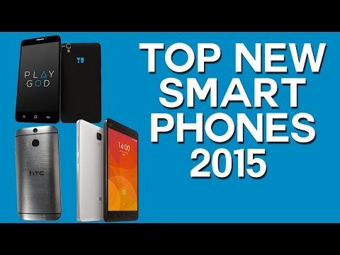 Top New Smartphones arriving in India during 2015