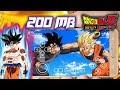 [200 mb] dragon ball z shin budokai 5 | PSP mod for android