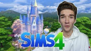 HET VERBORGEN KASTEEL GEVONDEN - The Sims 4 #199