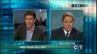 John Campbell interviews Winston Peters