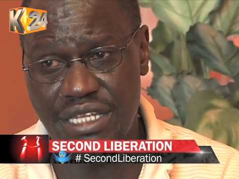 Second Liberation: Oduor Ong'wen