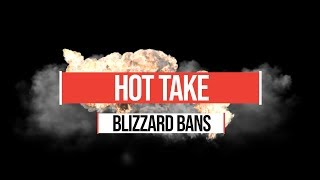 The Game Room | Hot Take on Blizzard bans