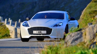 Furka Pass In Aston Martin Rapide S | Rory Reid's Road Trips | Top Gear
