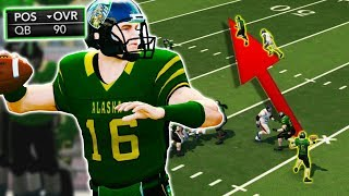 From Backup QB to Leader | NCAA 14 Teambuilder Dynasty Ep. 79