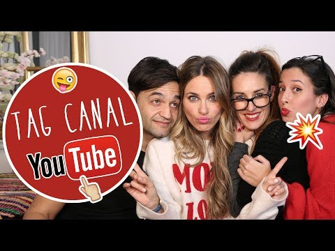 Tag Canal Youtube - Vanesa Romero TV