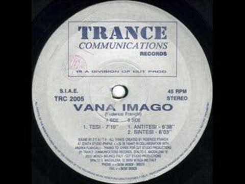 Vana Imago - Tesi 1995 (Trance)