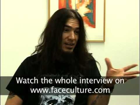 Machine Head interview - Robb Flynn (part 1)
