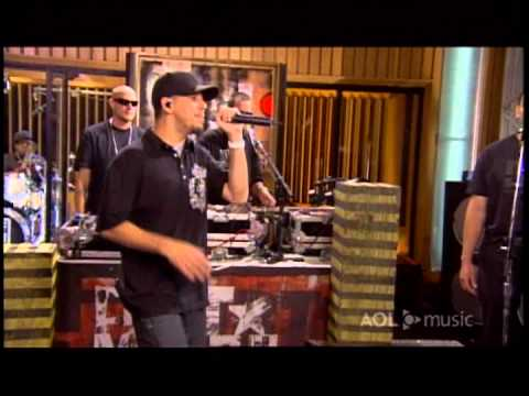 Fort Minor  Believe Me Sessions @ AOL 2005